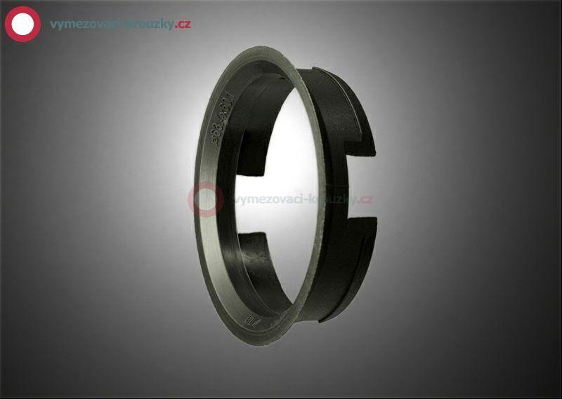 Vymezovací kroužek, vnitřní průměr 60.1 mm, vnější průměr 63.4 mm
