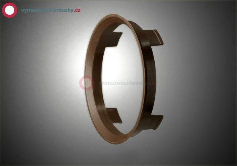 Vymezovací kroužek, vnitřní průměr 67.1 mm, vnější průměr 70.1 mm