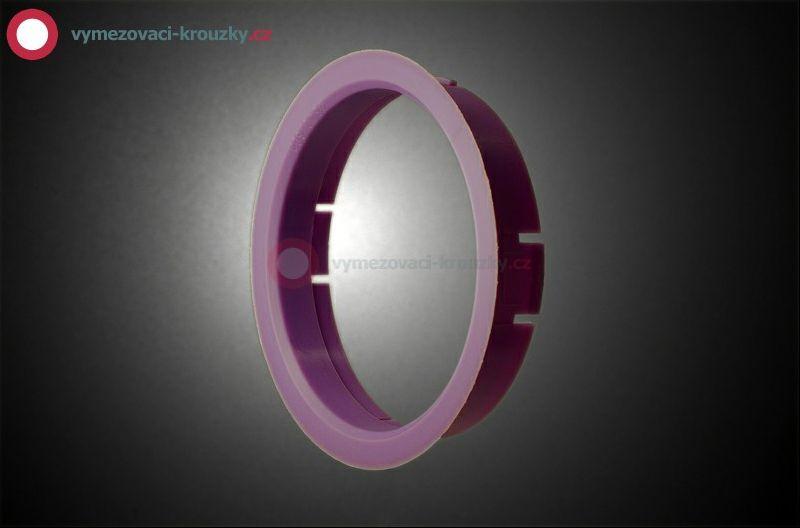Vymezovací kroužek, vnitřní průměr 60.1 mm, vnější průměr 64 mm