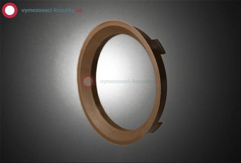 Vymezovací kroužek, vnitřní průměr 57.1 mm, vnější průměr 67.1 mm