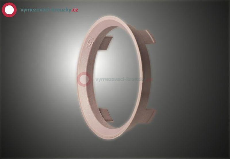 Vymezovací kroužek, vnitřní průměr 65.1 mm, vnější průměr 70.1 mm