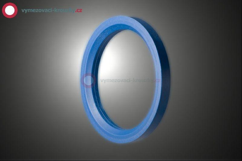 Vymezovací kroužek, vnitřní průměr 57.1 mm, vnější průměr 72 mm
