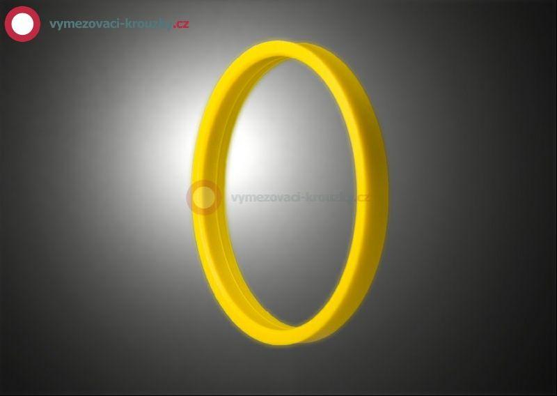 Vymezovací kroužek, vnitřní průměr 65.1 mm, vnější průměr 72 mm