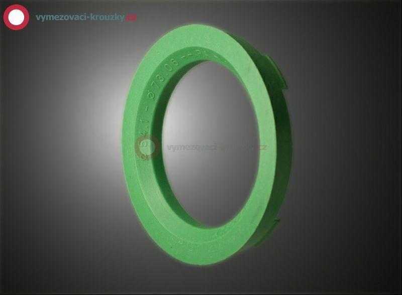 Vymezovací kroužek, vnitřní průměr 54.1 mm, vnější průměr 73.1 mm