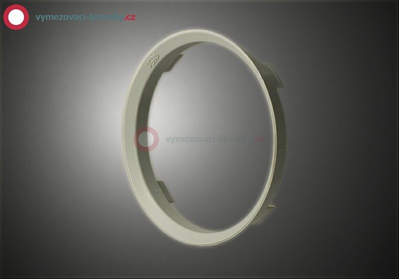 Vymezovací kroužek, vnitřní průměr 65.1 mm, vnější průměr 67.1 mm