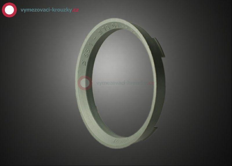 Vymezovací kroužek, vnitřní průměr 65.1 mm, vnější průměr 73.1 mm