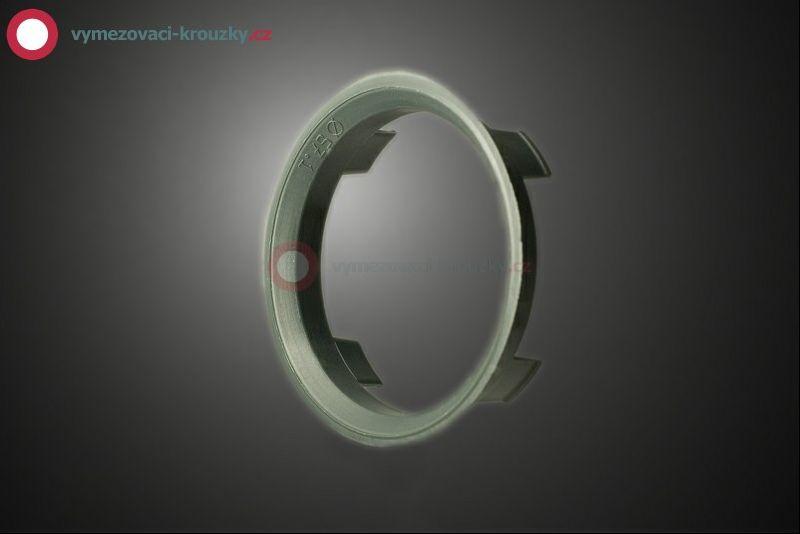 Vymezovací kroužek, vnitřní průměr 57.1 mm, vnější průměr 60.1 mm