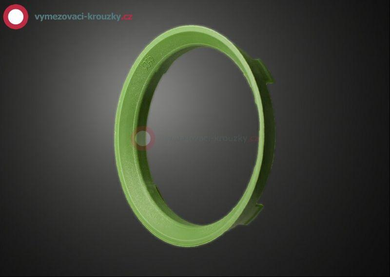 Vymezovací kroužek, vnitřní průměr 60.1 mm, vnější průměr 67.1 mm