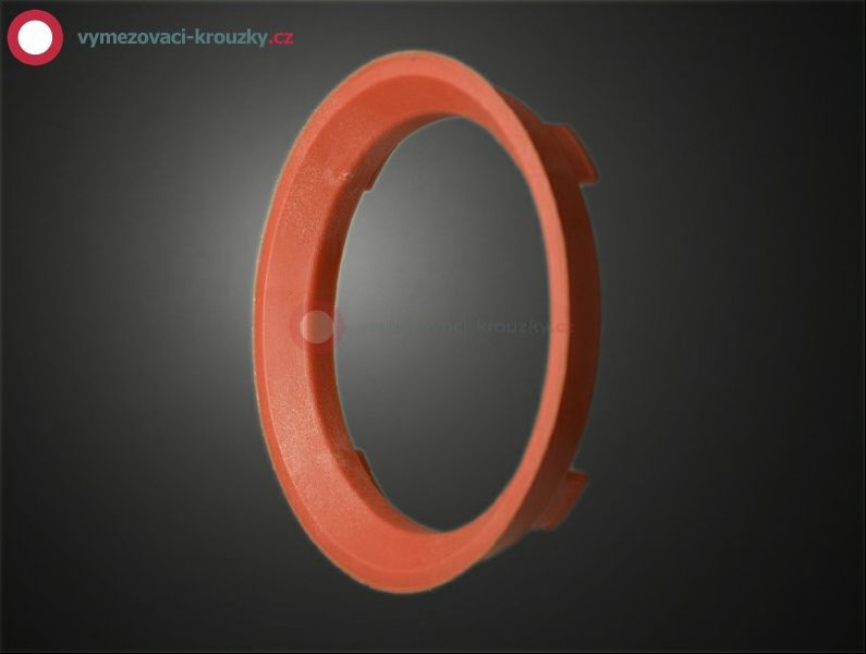 Vymezovací kroužek, vnitřní průměr 57.1 mm, vnější průměr 66.6 mm
