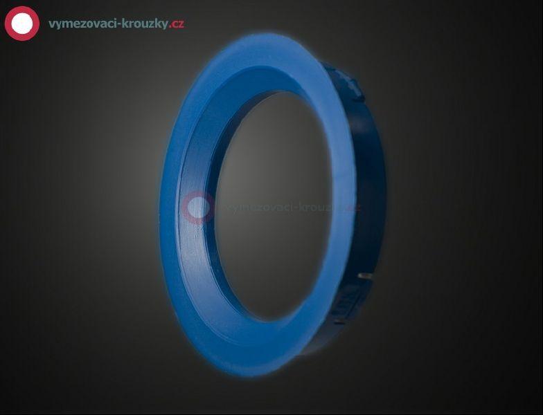 Vymezovací kroužek, vnitřní průměr 57.1 mm, vnější průměr 74.1 mm