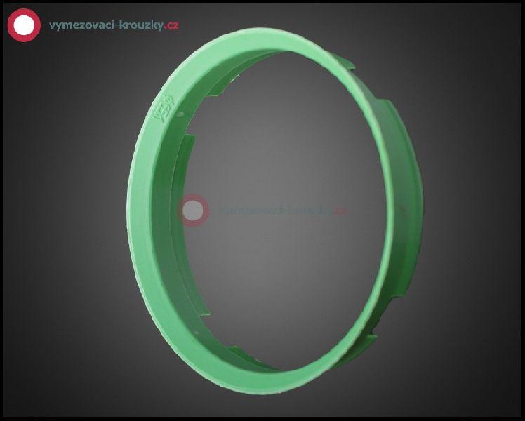 Vymezovací kroužek, vnitřní průměr 65.1 mm, vnější průměr 66.6 mm