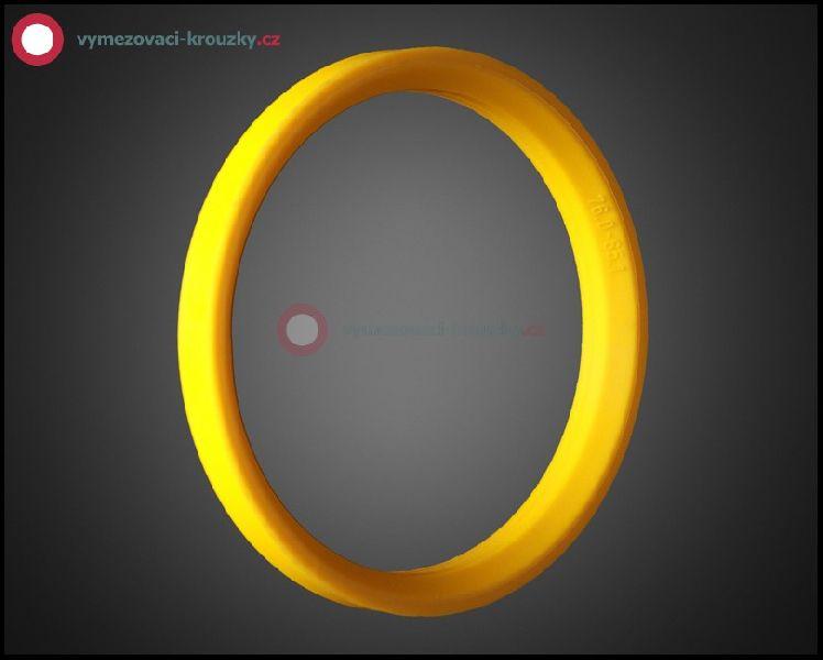 Vymezovací kroužek, vnitřní průměr 65.1 mm, vnější průměr 76 mm